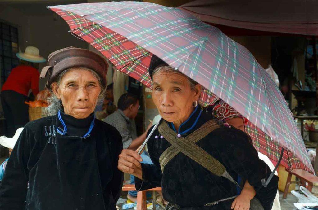 Le Yunnan - Chine